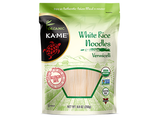 KAME Vermicelli White Rice Noodles