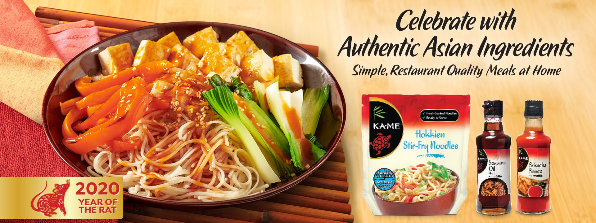 KAME Authentic Asian Ingredients