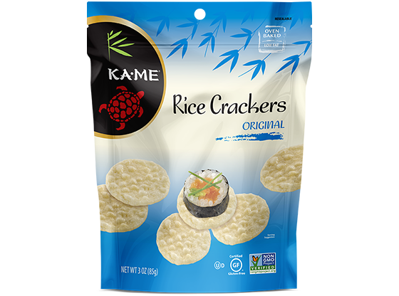 KAME Original Rice Crackers