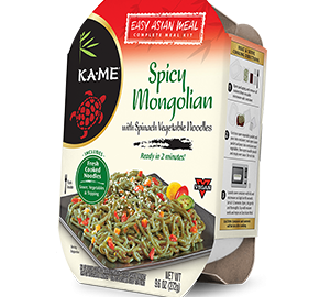 KAME Spicy Mongolian