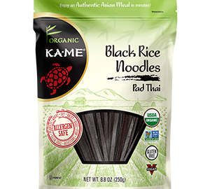 KAME Dry Noodles black Rice pad thai