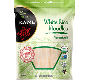 KAME Dry Noodles White Rice Vermicelli