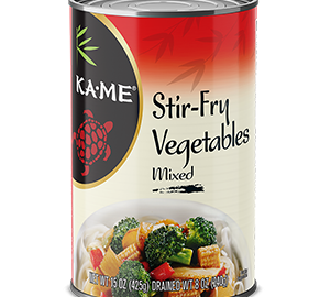 KAME Stir Fry Vegetables Mixed